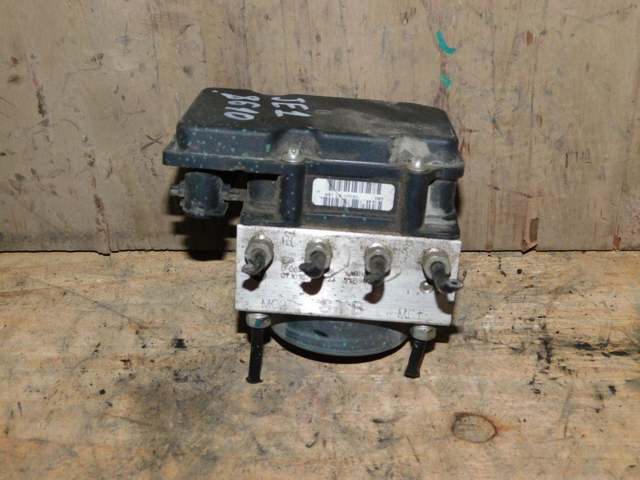 Блок abs Honda Zest JE1 P07A (б/у)