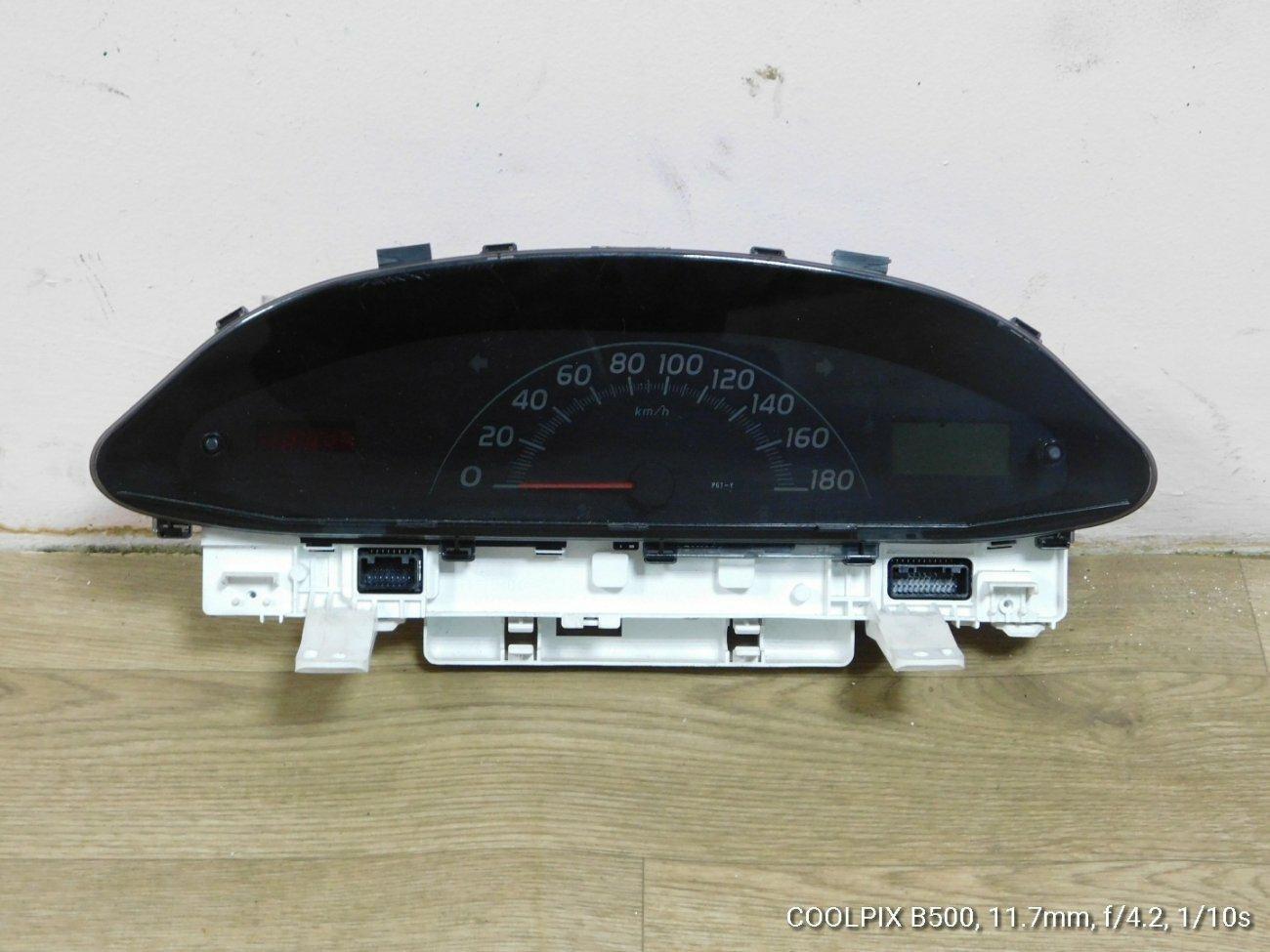 Спидометр Toyota Vitz KSP90 1KRFE (б/у)