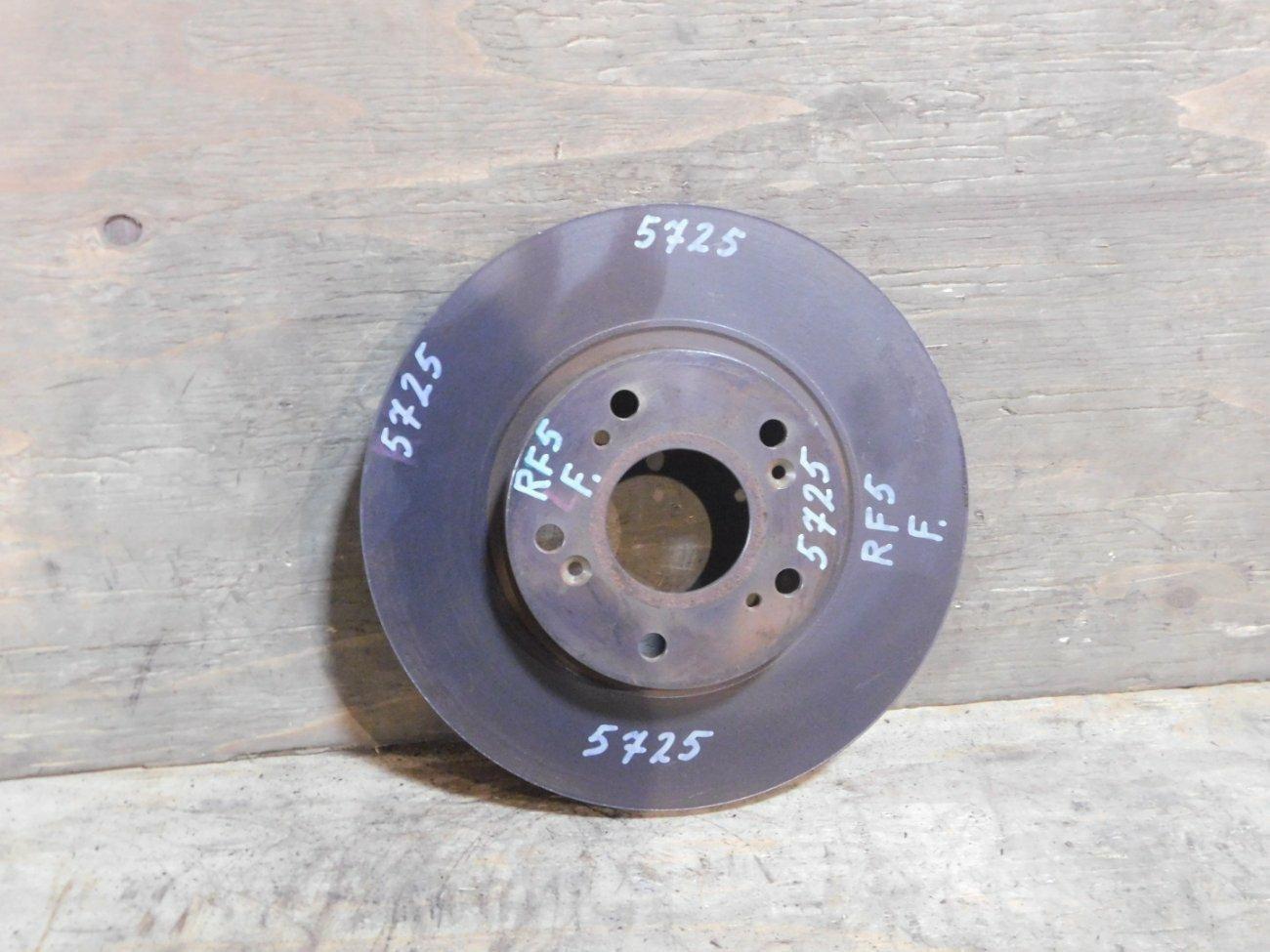 Тормозной диск Honda Stepwgn RF5 K20A передний (б/у)