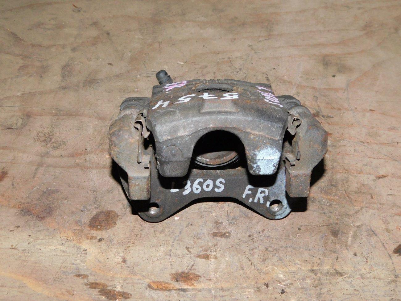 Суппорт Toyota Pixis Epoch L235S KFVE передний левый (б/у)
