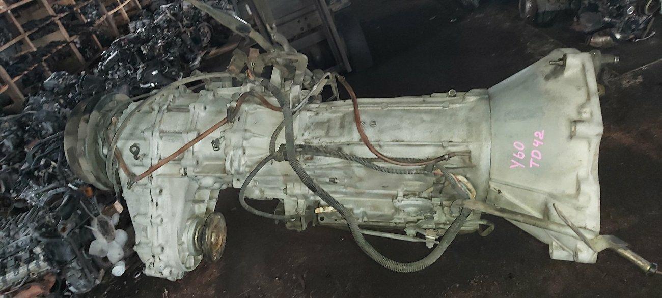 Акпп Nissan Patrol Y60VRGY60VRY60 TD42 (б/у)