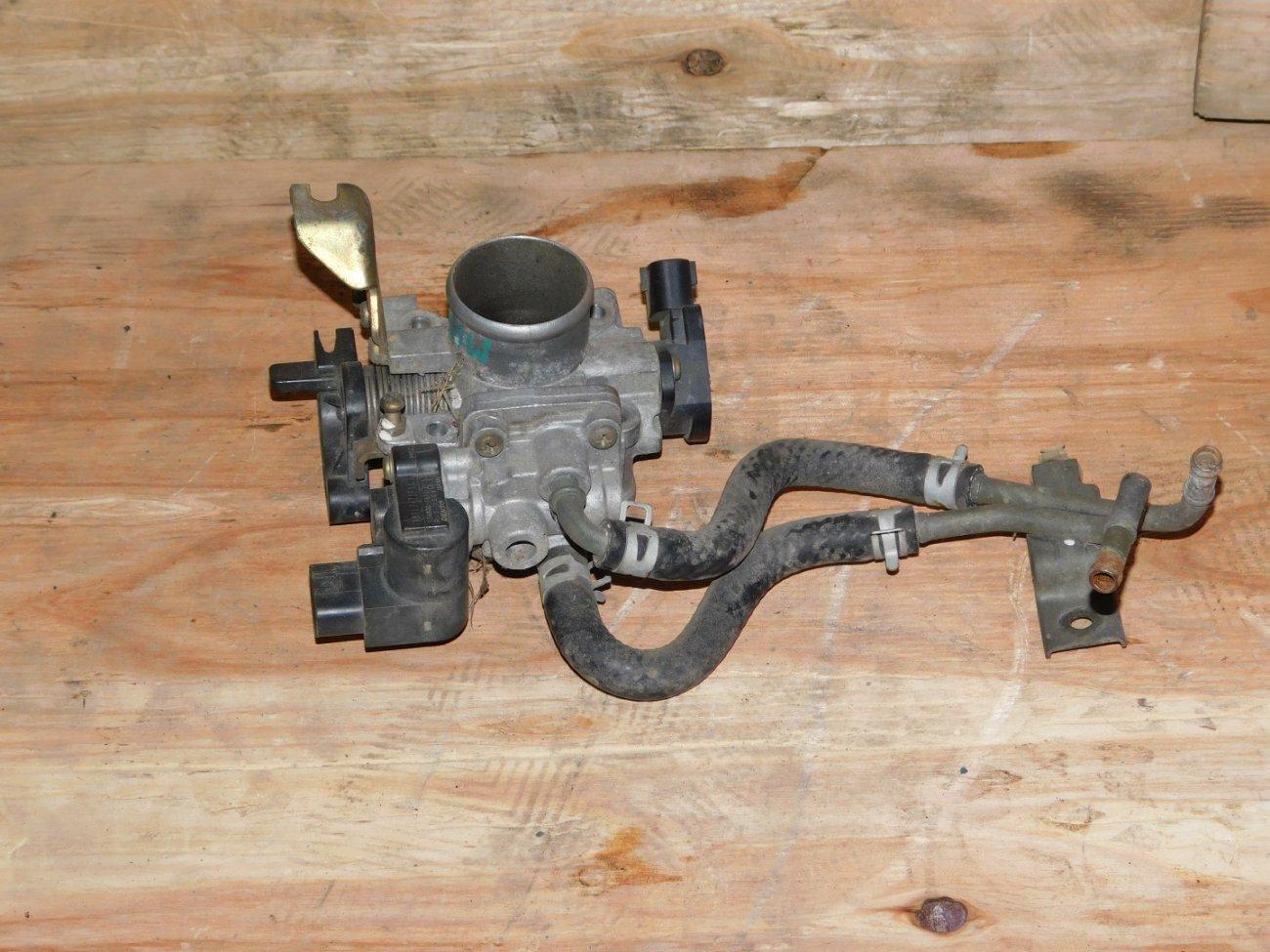 Дроссельная заслонка Suzuki Wagon R Solio MA34S M13A (б/у)