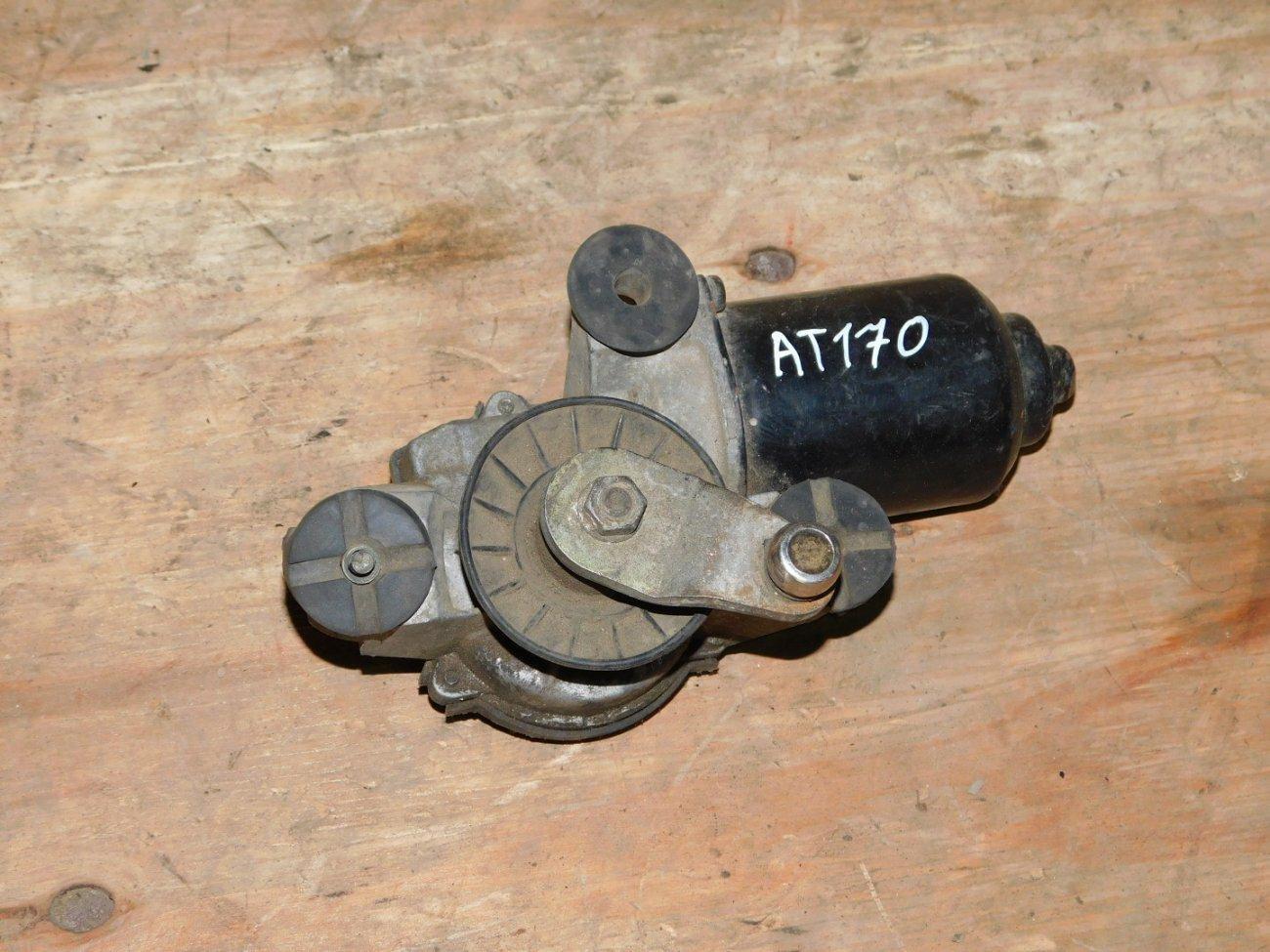 Мотор дворников Toyota Carina AT170 5AFE передний (б/у)