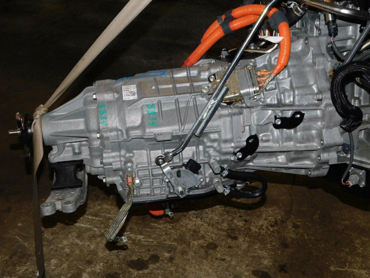 Акпп Lexus Is300H. Crown AWS210 2ARFXE (б/у)