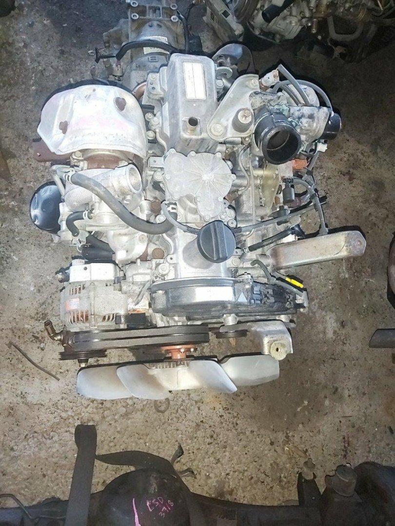 Двигатель Toyota Liteace Noah CR50 3CTE (б/у)