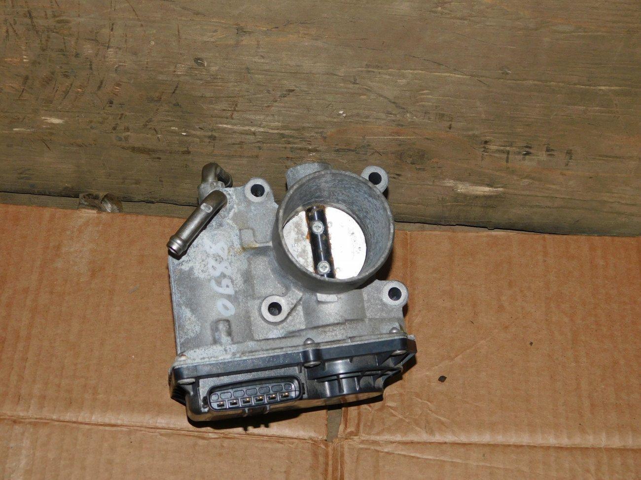 Дроссельная заслонка Toyota Probox NCP160V 1NZFE (б/у)