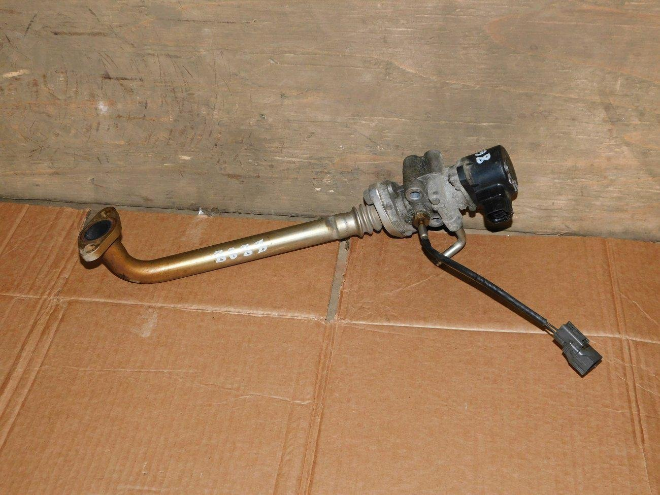 Клапан egr Toyota Ractis SCP100 2SZFE (б/у)