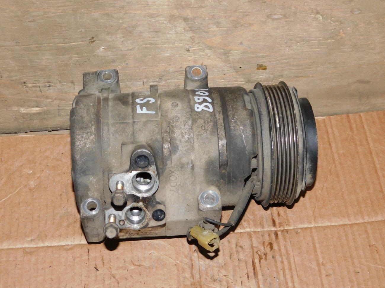 Компрессор кондиционера Mazda Mpv LWEW FS (б/у)