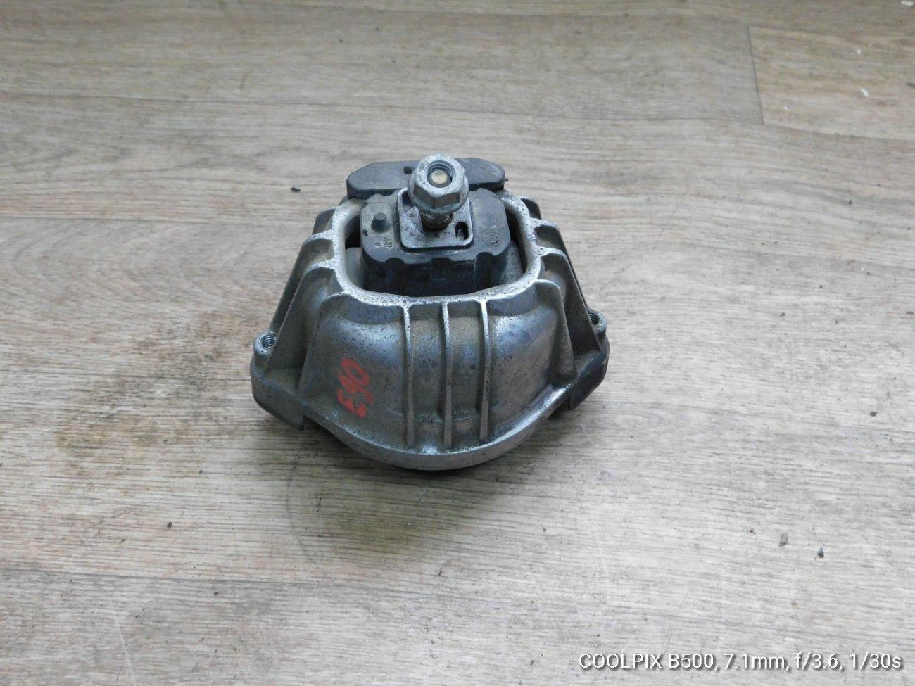 Подушка двигателя Bmw 3 Series E90 N46B20 (б/у)