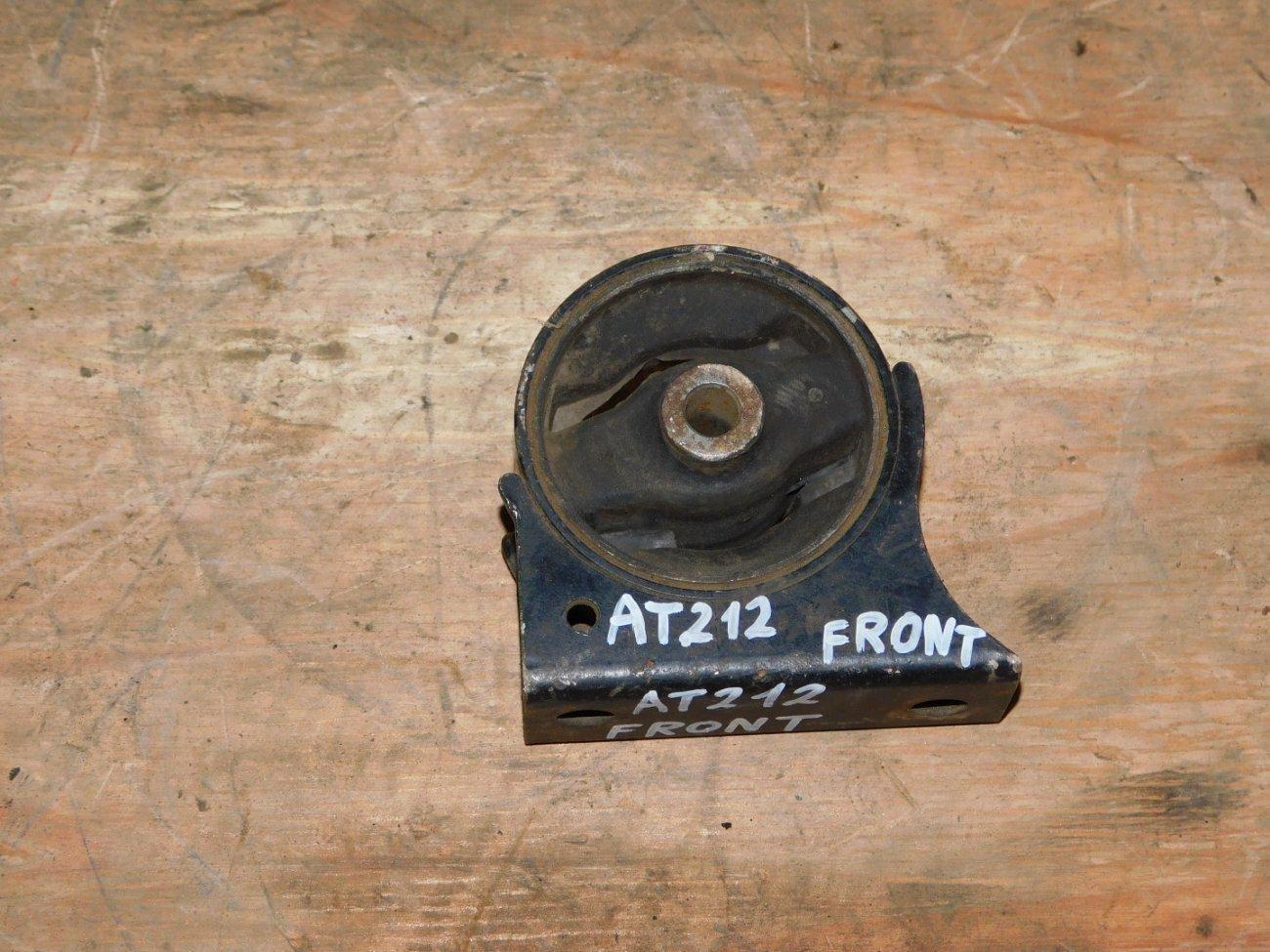 Подушка двигателя Toyota Carina AT212 5AFE передняя (б/у)