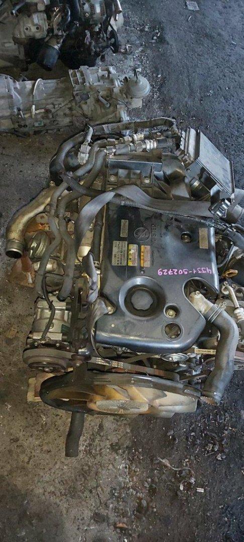Двигатель Nissan Atlas NJR85 4JJ1T (б/у)