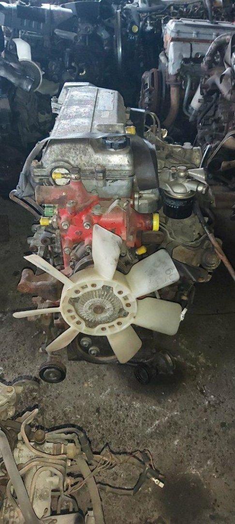 Двигатель Hino Ranger FB4JCAD J05C (б/у)