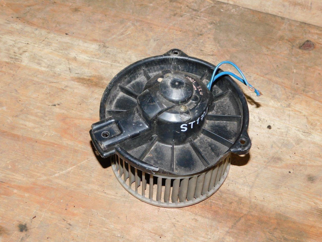 Мотор печки Toyota Carina ST170 3SFE (б/у)