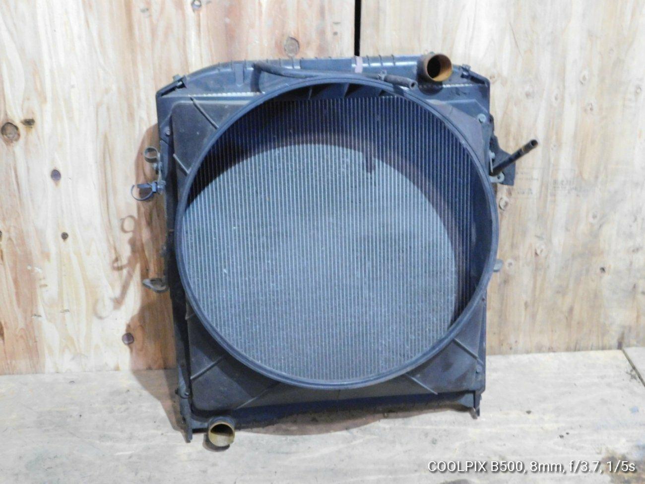 Радиатор основной Hino Ranger FC7 J07E (б/у)