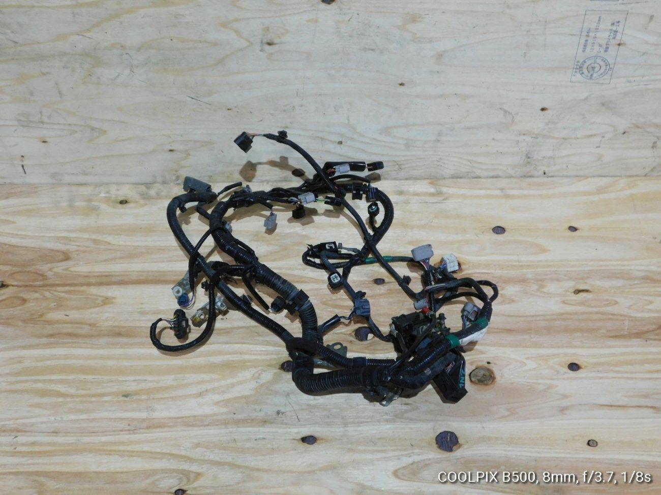 Коса двс Toyota Ractis NCP100NCP105 1NZ (б/у)