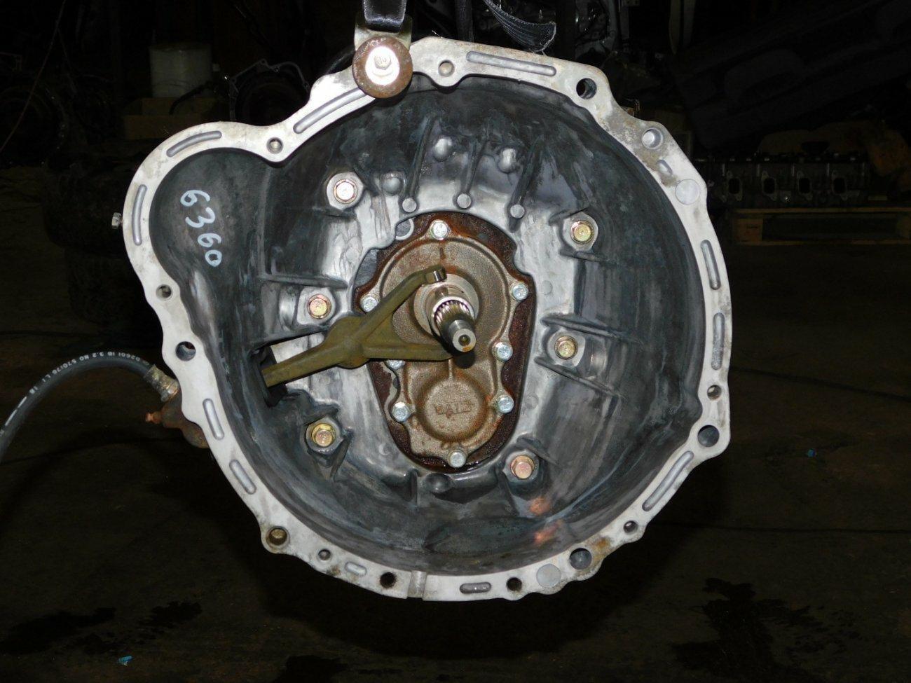 Мкпп Nissan Atlas P4F23 TD27 (б/у)