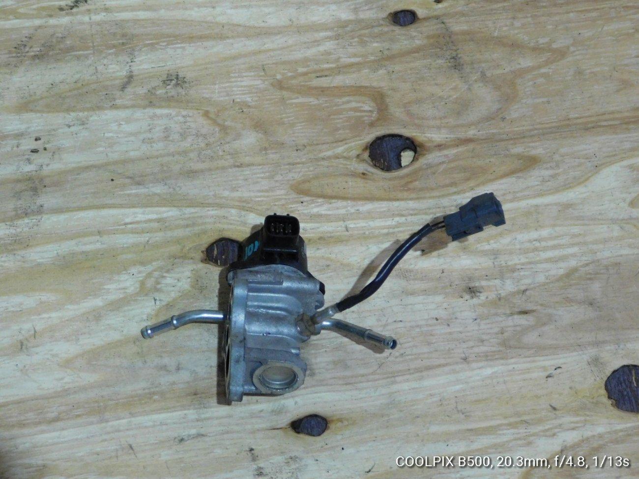 Клапан egr Toyota Allion NZT240 1NZFE (б/у)