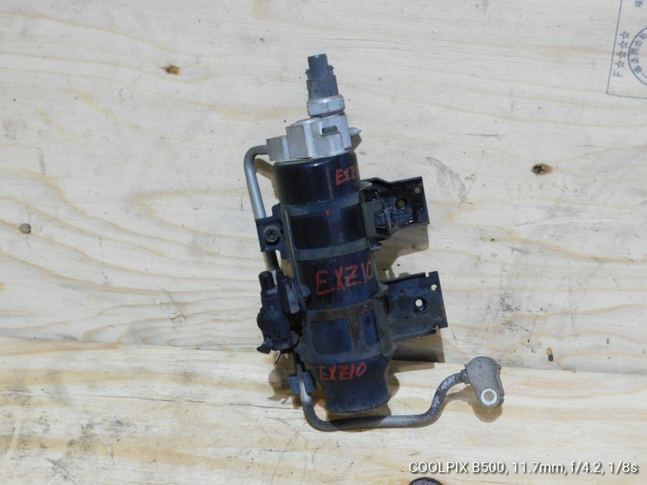 Ресивер кондиционера Toyota Raum EXZ10 5EFE (б/у)