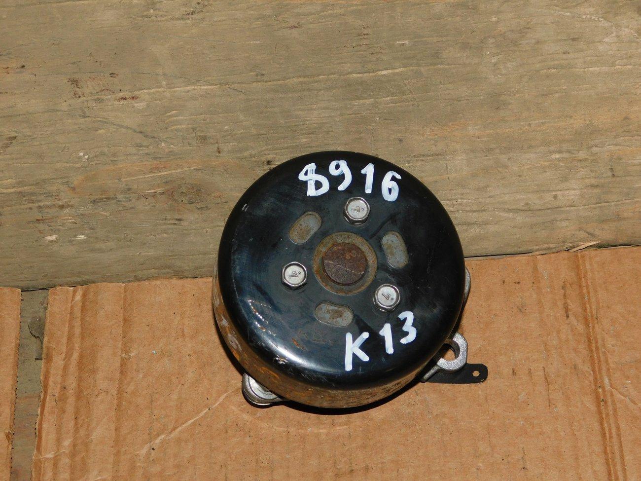 Помпа водяная Nissan March K13 HR12DE (б/у)
