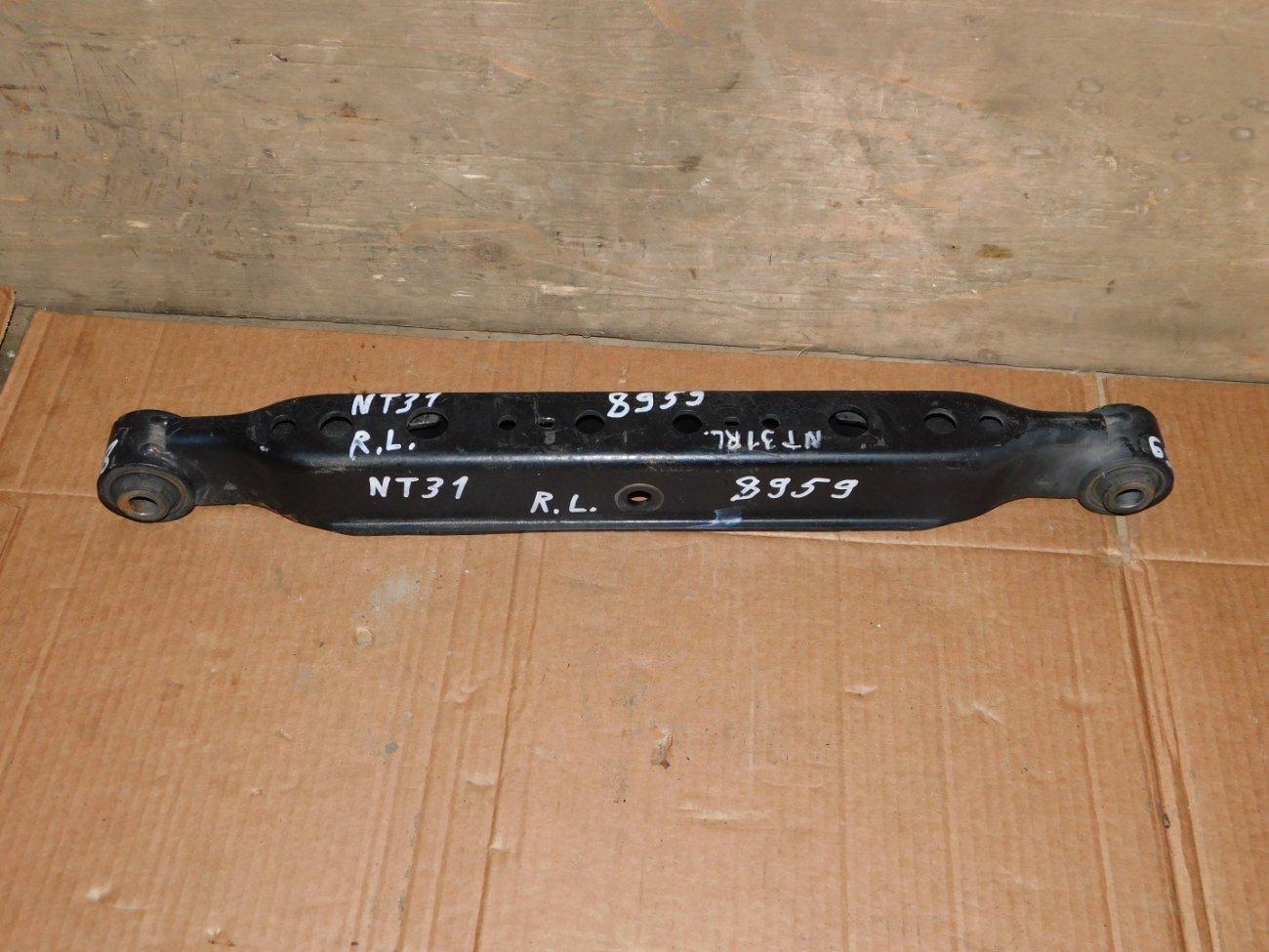 Рычаг Nissan X-Trail NT31 MR20DE задний левый (б/у)