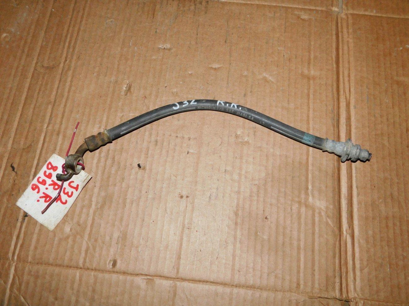 Шланг тормозной Nissan Teana J32 VQ25DE задний правый (б/у)