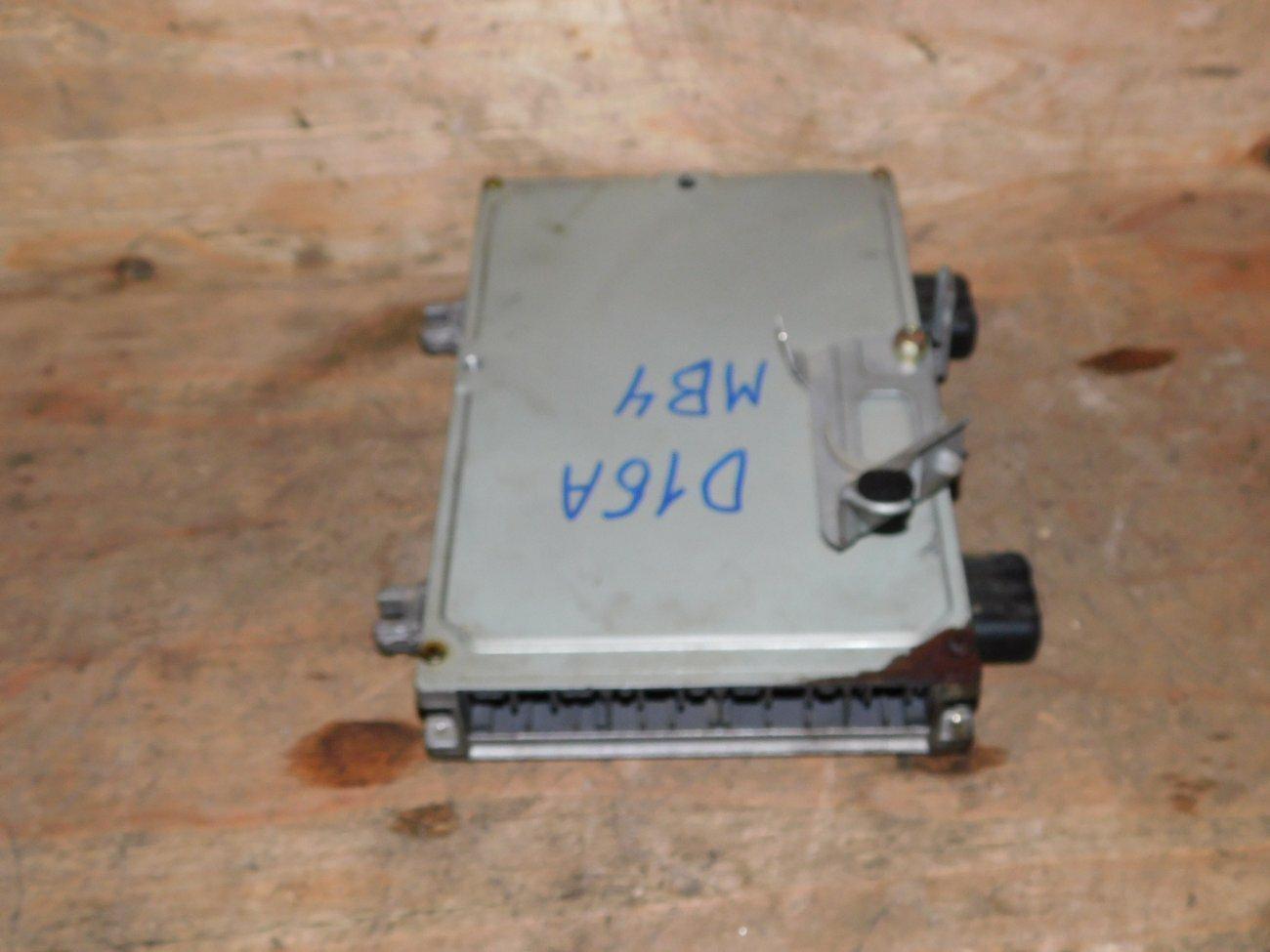 Блок управления efi Honda Domani MB4 D16A (б/у)
