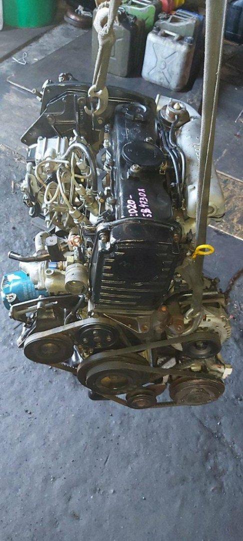 Двигатель Nissan Avenir W10 CD20E (б/у)