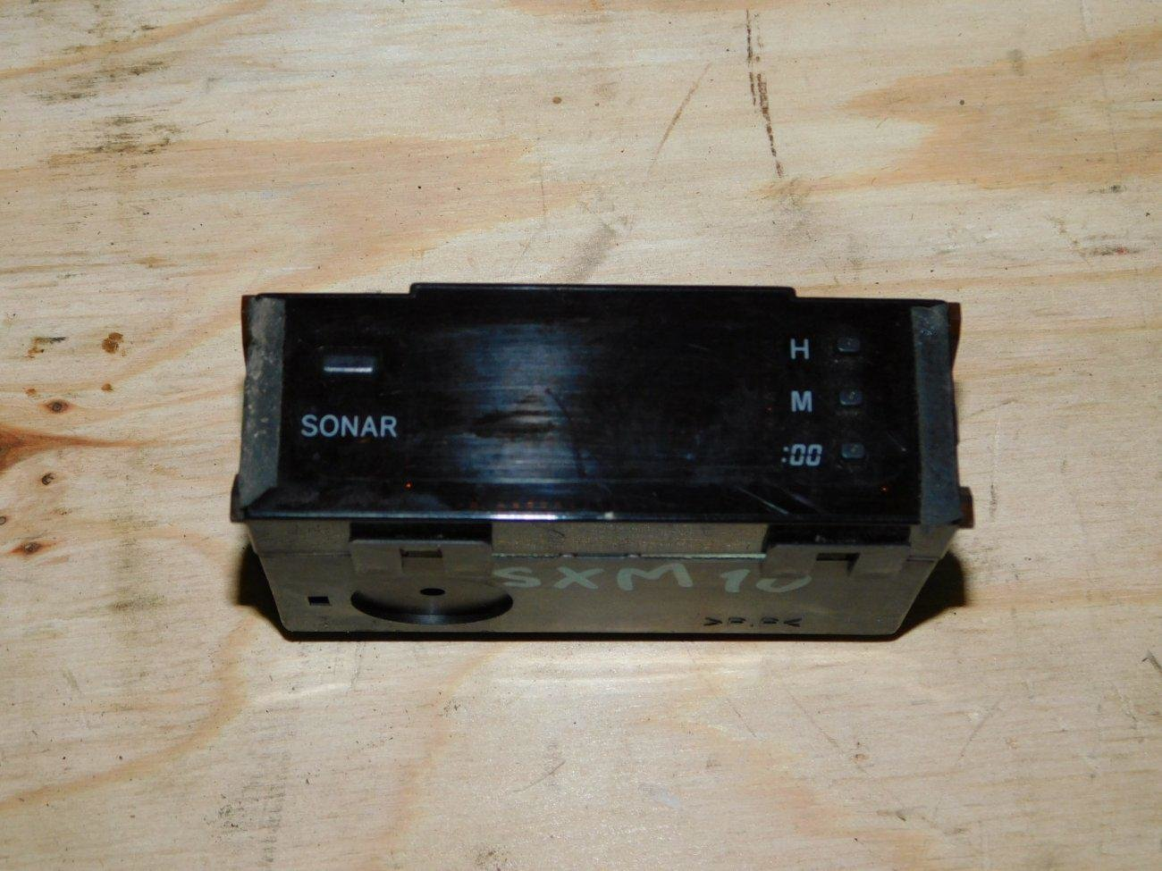 Часы Toyota Ipsum SXM10 3SFE (б/у)