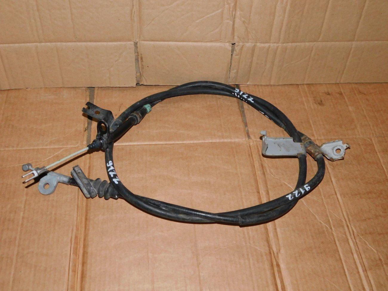 Тросик ручника Nissan Teana J32 VQ25DE задний правый (б/у)
