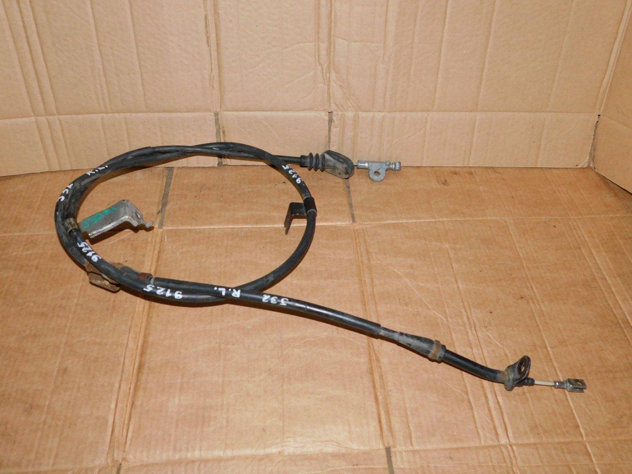 Тросик ручника Nissan Teana J32 VQ25DE задний левый (б/у)