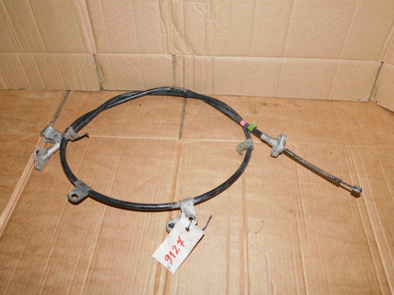 Тросик ручника Daihatsu Sonica L405S KFDET задний правый (б/у)
