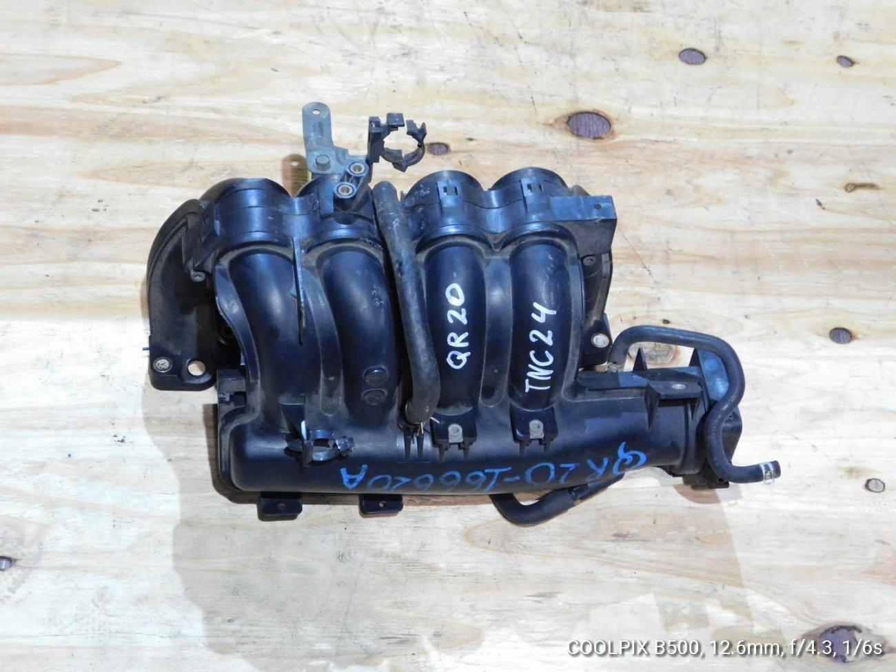 Коллектор впускной Nissan Serena TC24 QR20 (б/у)