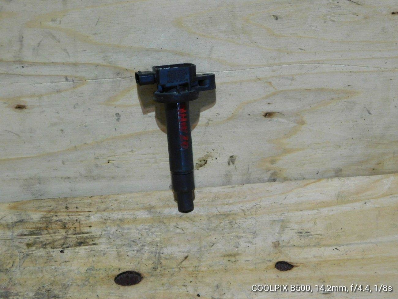 Катушка зажигания Toyota Probox NCP60 1NZ-FE (б/у)