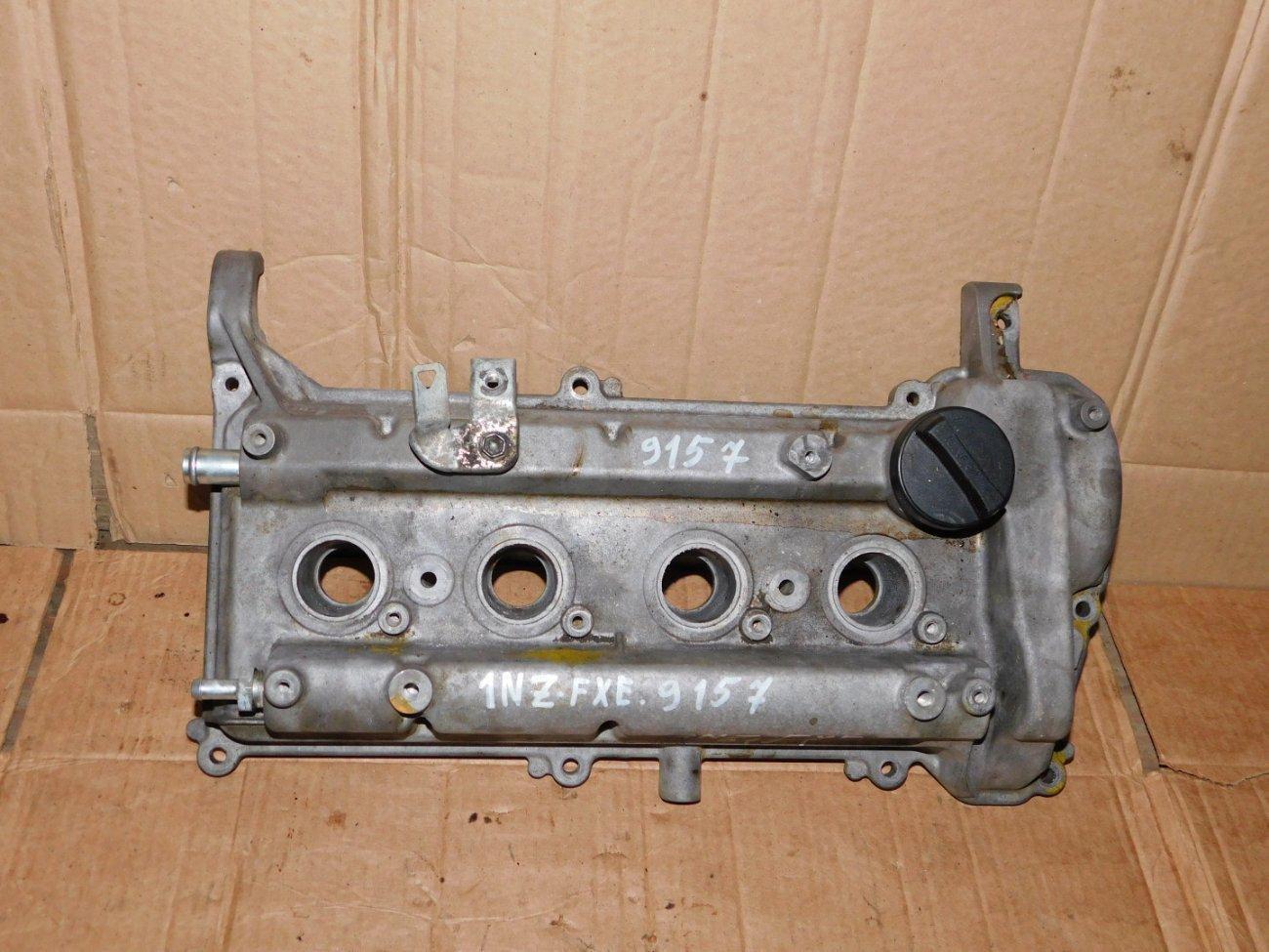 Крышка клапанная Toyota Aqua NHP10 1NZFXE (б/у)
