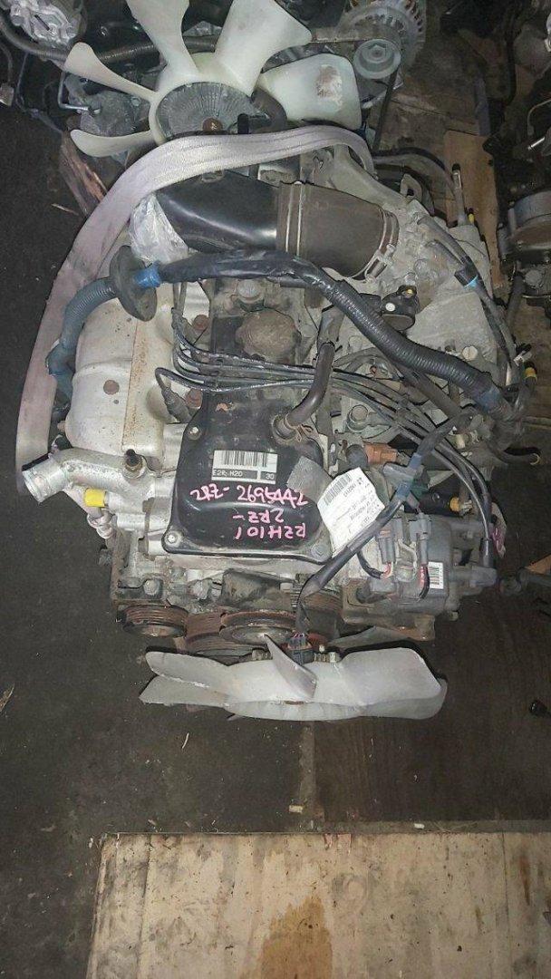 Двигатель Toyota Hiace RZH101 2RZ (б/у)