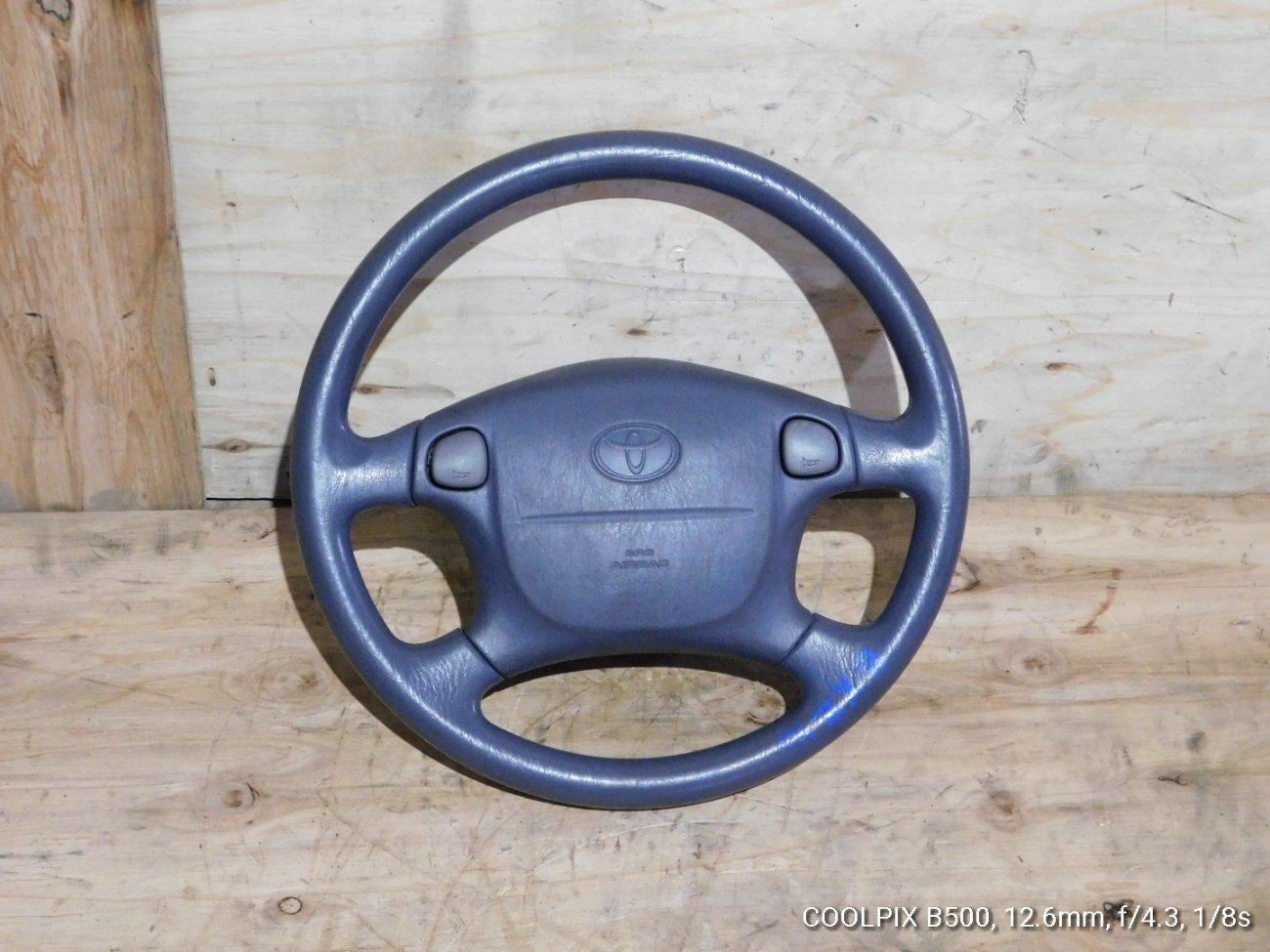 Руль Toyota Raum EXZ10 5EFE (б/у)