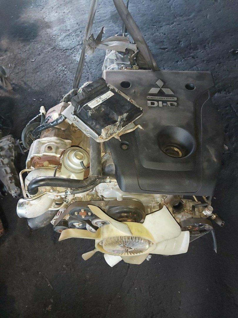 Двигатель Mitsubishi Pajero Sport KS 4N15 (б/у)