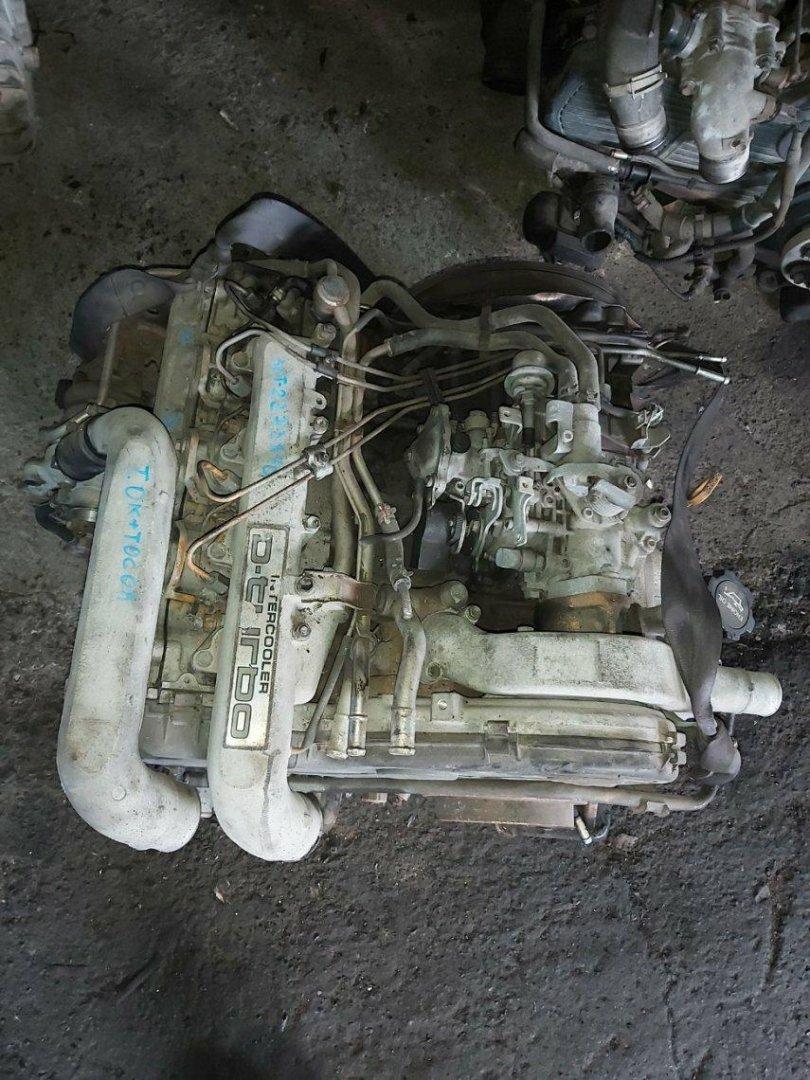 Двигатель Toyota Emina CXR20G 3CT (б/у)