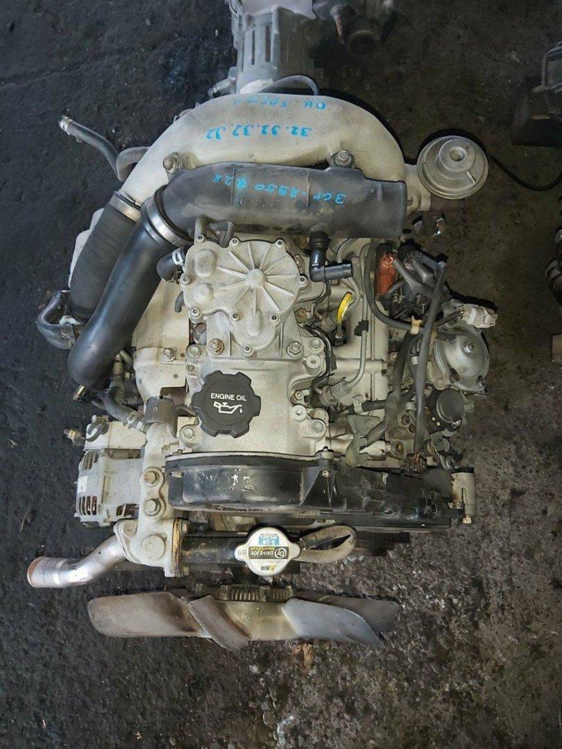 Двигатель Toyota Townace CR31 3CT (б/у)