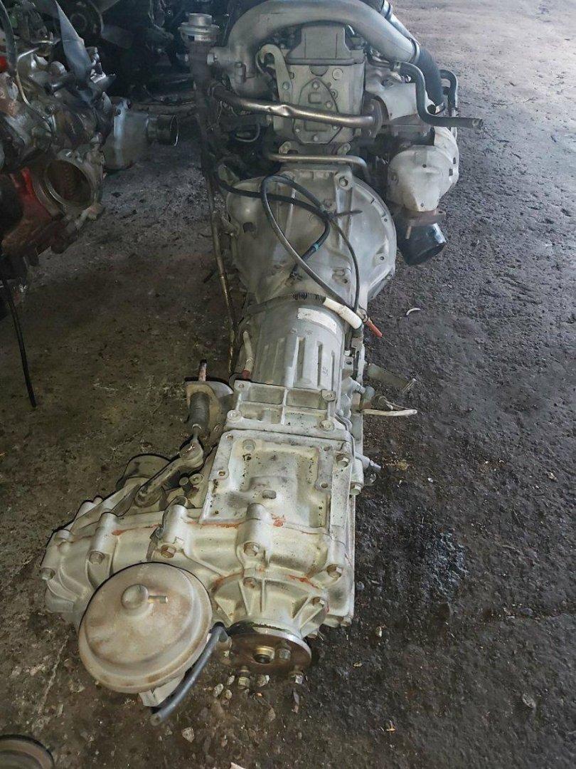Акпп Toyota Townace CR31 3CT (б/у)
