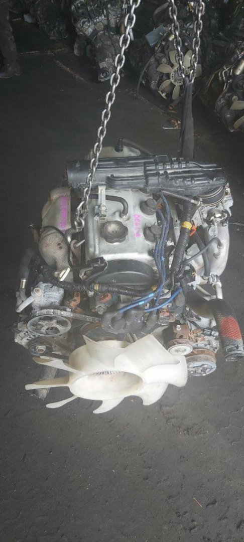 Двигатель Mitsubishi Delica PC4W 4G64 (б/у)