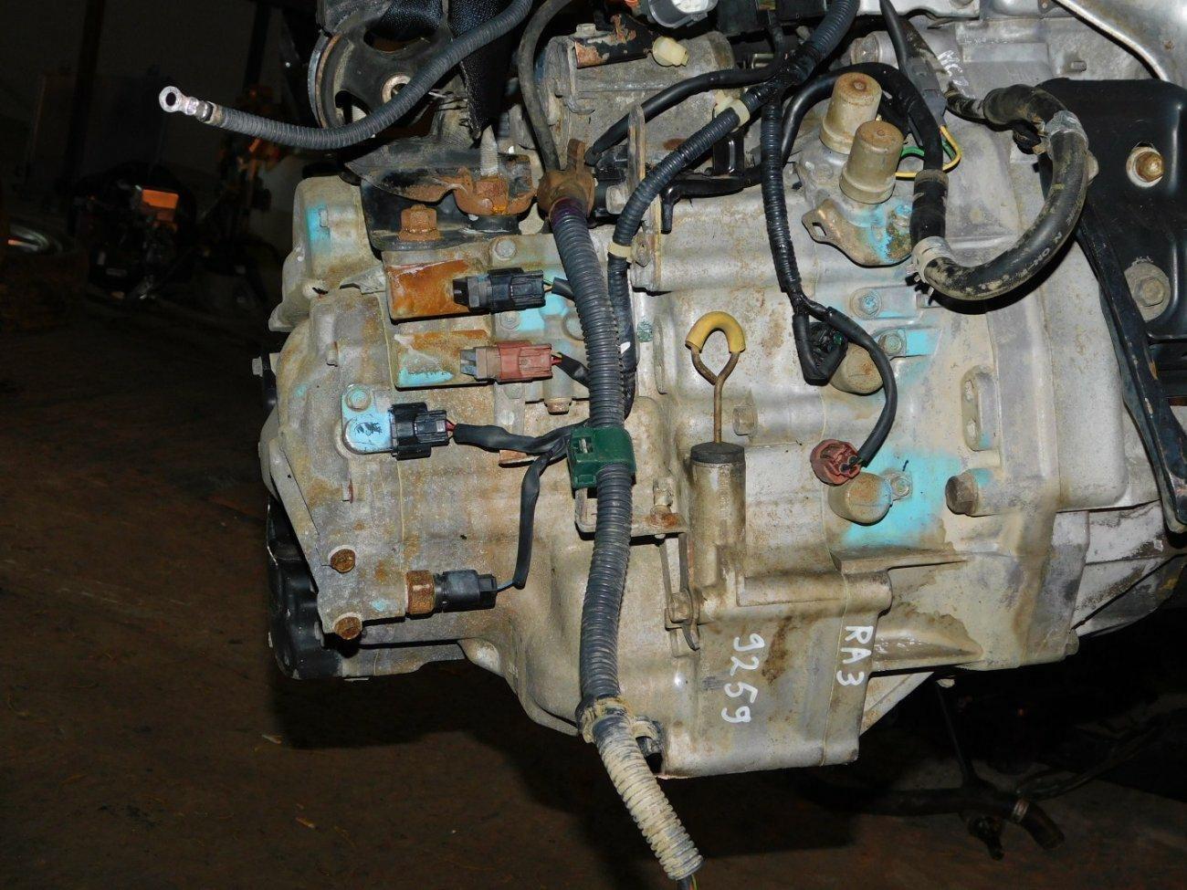 Акпп Honda Odyssey RA3 F23A (б/у)