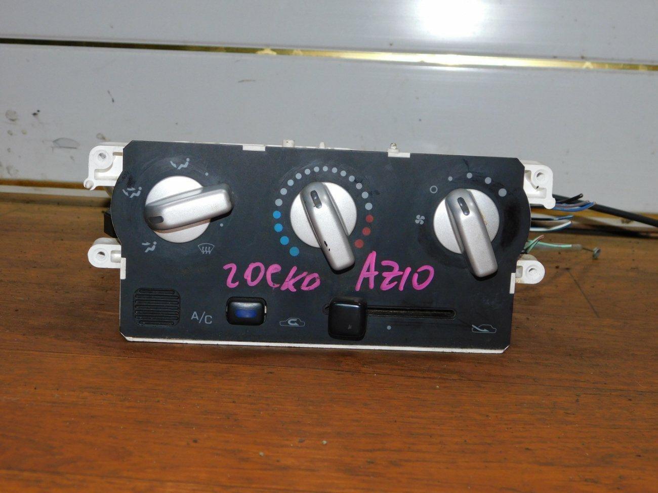 Климат-контроль Nissan Cube AZ10 CGA3 (б/у)