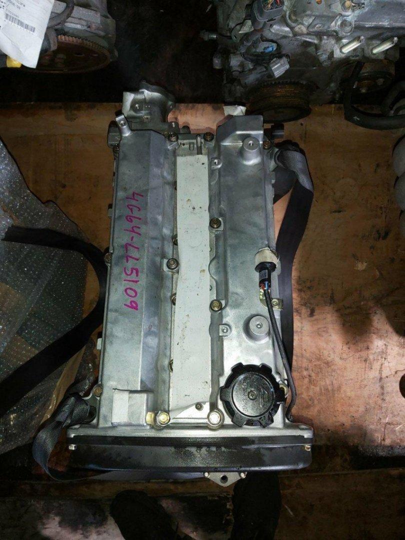 Двигатель Mitsubishi Chariot Grandis N94W 4G64 (б/у)