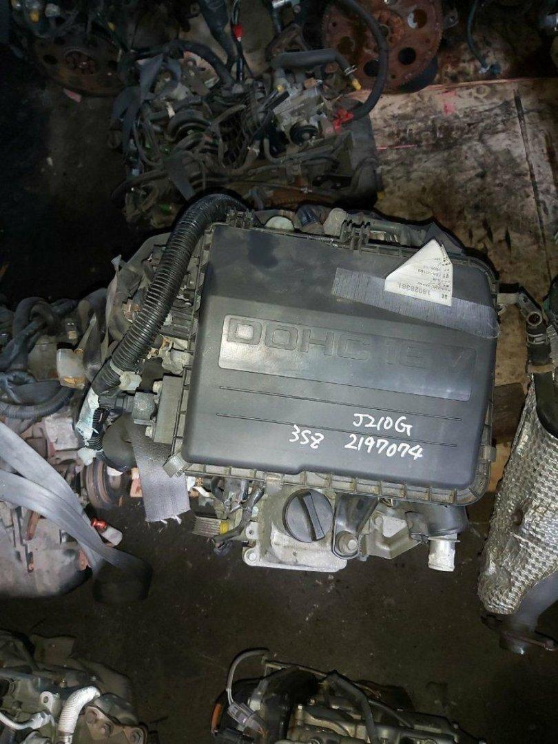 Двигатель Daihatsu Bego J210G 3SZ (б/у)