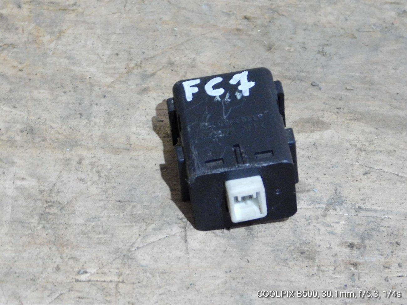 Реле Hino Ranger FC7 J07E (б/у)