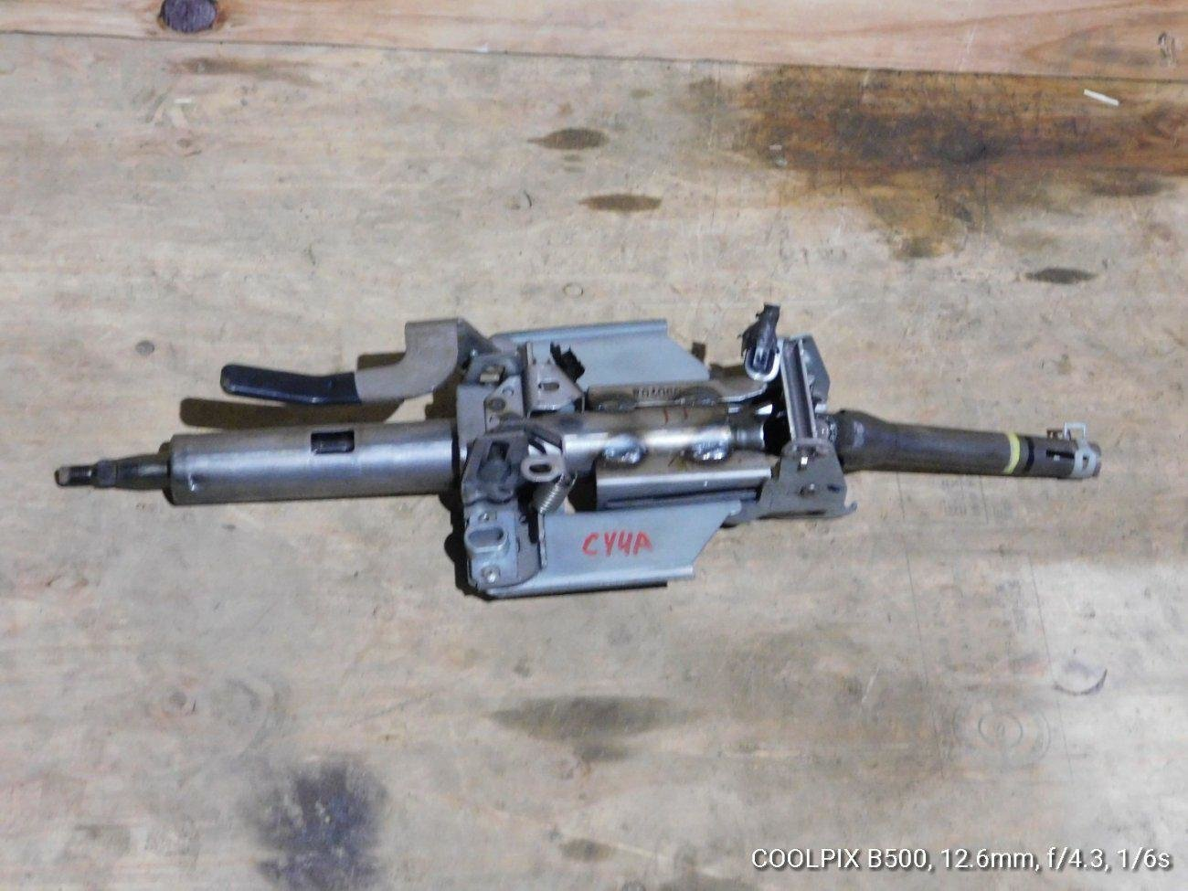 Рулевая колонка Mitsubishi Galant Fortis .lancer X CY4A 4B11 (б/у)