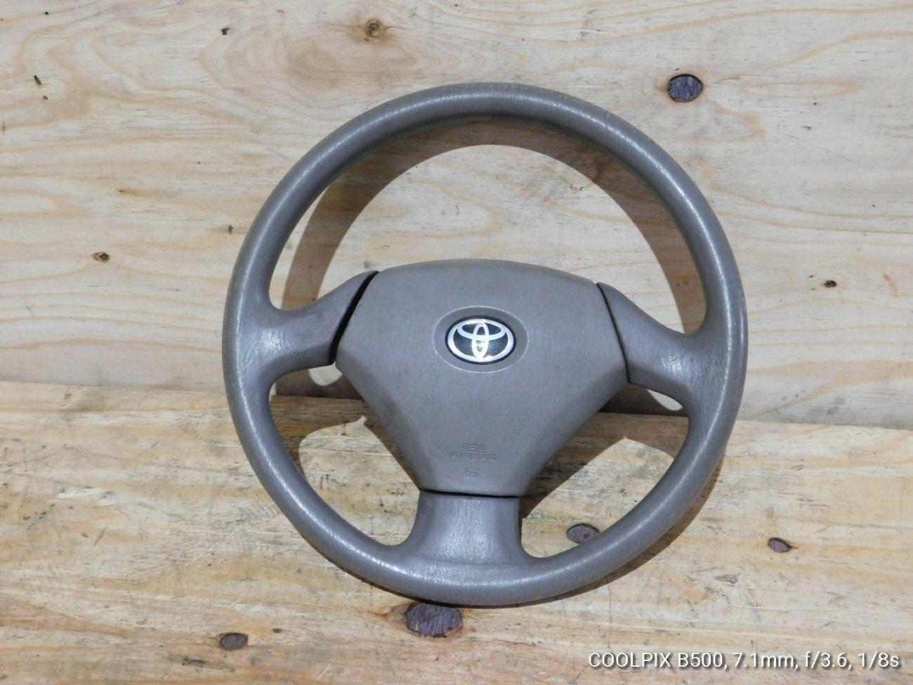 Руль Toyota Prius NHW11 1NZFE (б/у)