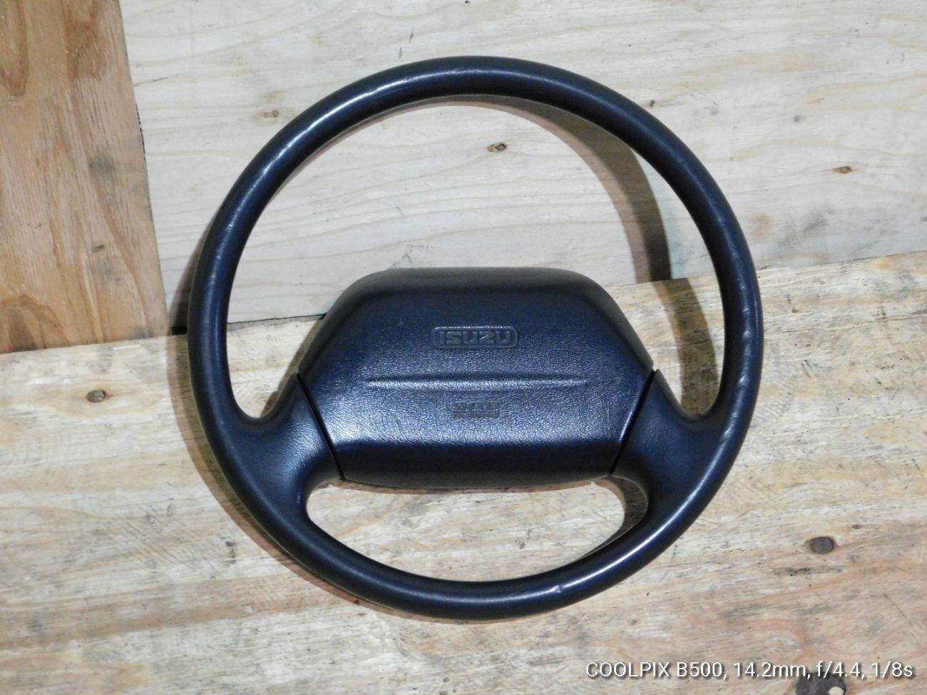 Руль с airbag Isuzu Elf NHR69 4HF1 (б/у)