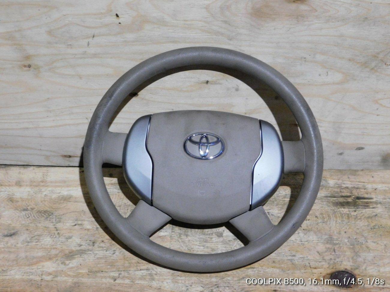 Руль Toyota Raum NSZ20 (б/у)